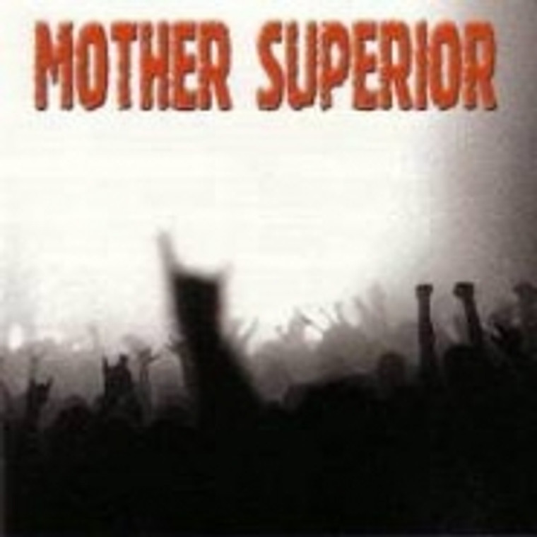MOTHER SUPERIOR -  ST   Prod by HENRY ROLLINS Promo  CD