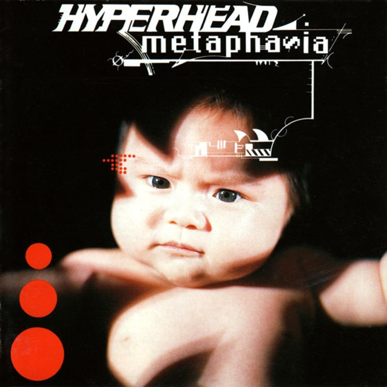 HYPERHEAD   - Metaphasia-  Promo CD