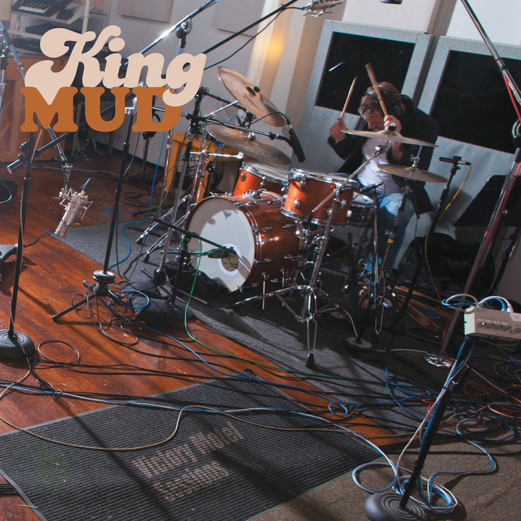 KING MUD  - Victory Motel Sessions -blue eyed soul, heavy rock,(VAN from the BLACK DIAMOND HEAVIES / FREDDY J IV from LEFT LANE CRUISER / PARKER GRIGGS of RADIO MOSCOW!) HOT PINK MARBLE VINYL  LP