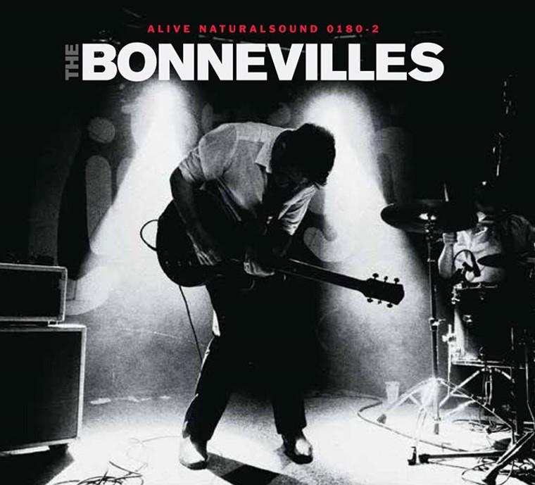 BONNEVILLES -Arrow Pierce My Heart (Great garage punk blues. If you like  the style of Left Lane Cruiser , Black Keys, James Leg, you need this!)  W BONUS TRACK CD