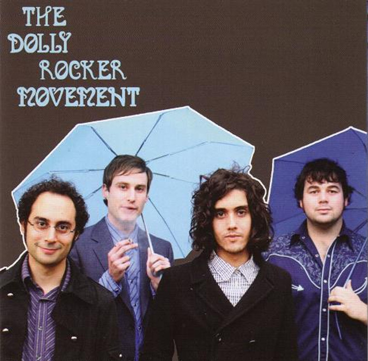 DOLLY ROCKER MOVEMENT - Sound for Two EPCD (Aussie psych paisley) w 2 exclusive tracks. -(OTH 7070)CD