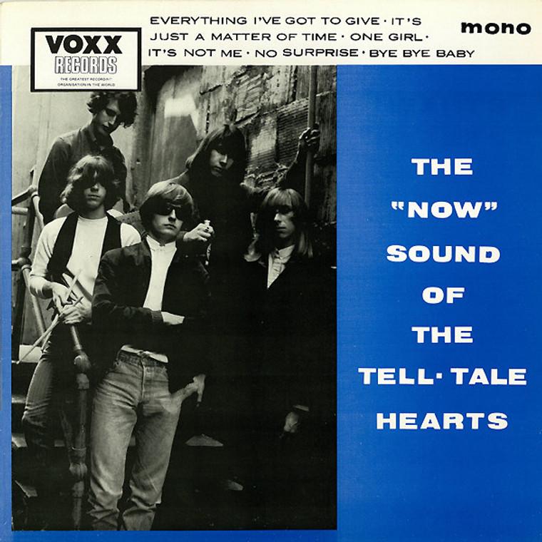 TELLTALE HEARTS   - Now  Sound -ONE COPY!   LP