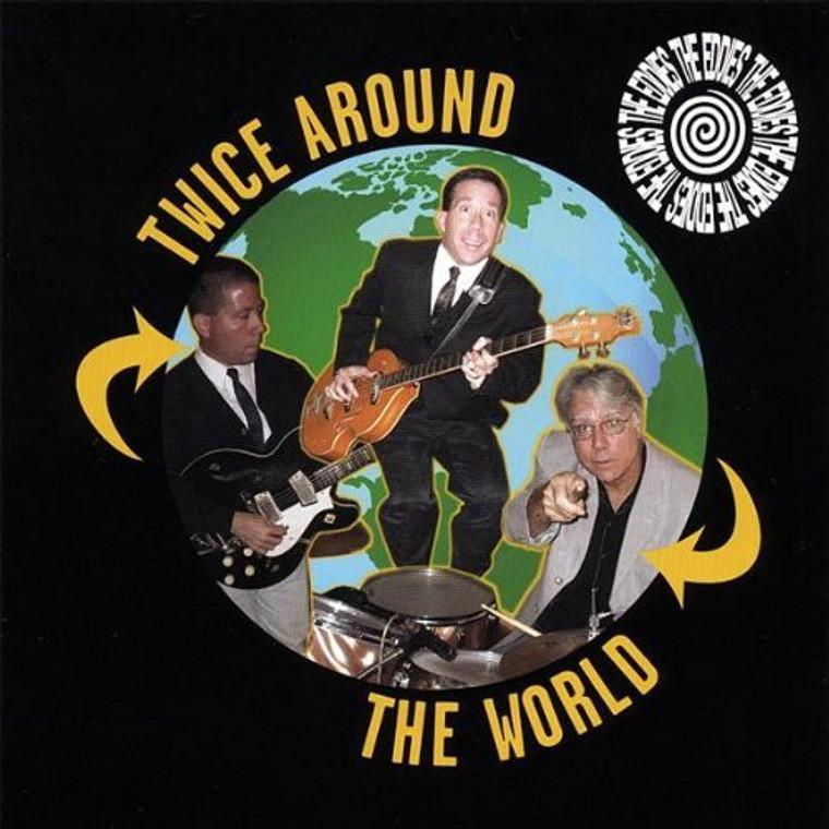 EDDIES- Twice Around The World(West coast style powerpop with Earle Mankey)CD