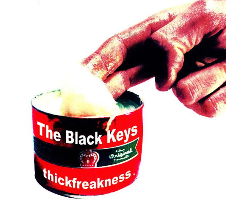 BLACK KEYS  - Thickfreakness:(raw, heavy garage blues) CD