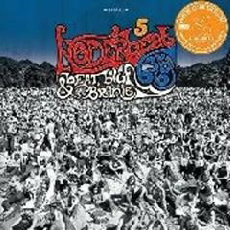 NEDERBEAT:BEAT,BLUF & BRANIE  Vol 5 (60s Dutch beat) BLUE VINYL COMP LP