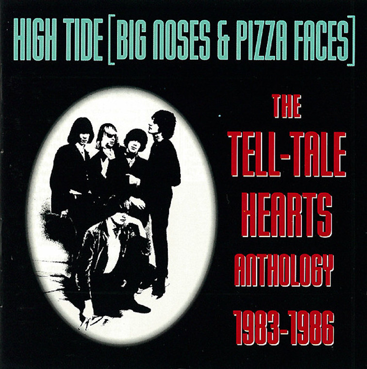 TELLTALE HEARTS -High Tide (snotty mid-60s garage punk style with R&B and blues influence) LAST COPIES! CD