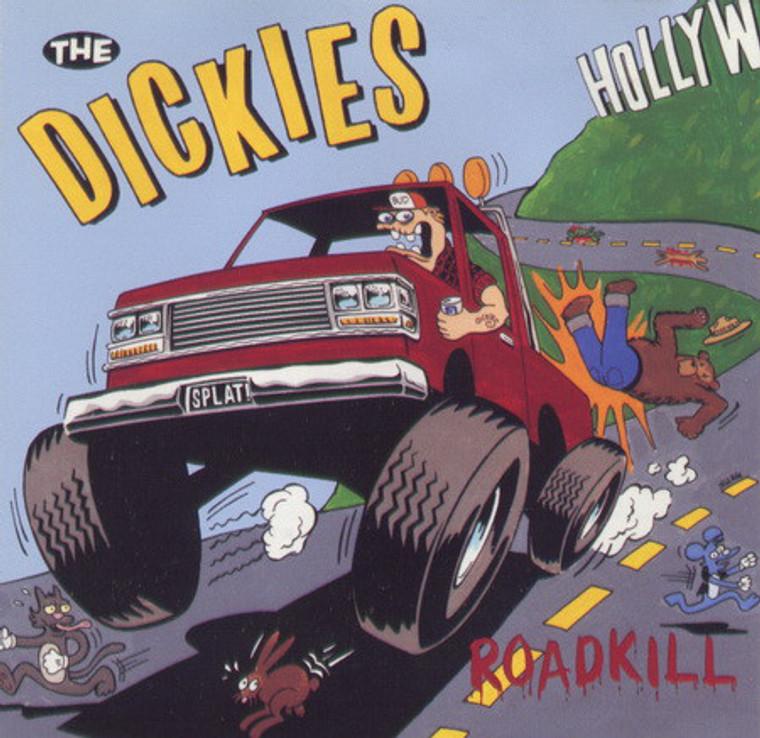 DICKIES  - ROADKILL (L.A. PUNK) CD