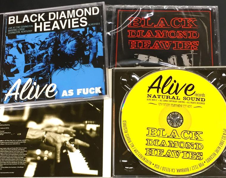 BLACK DIAMOND HEAVIES  - 3 CD BUNDLE