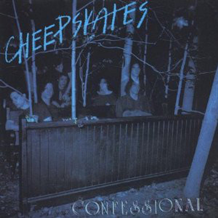CHEEPSKATES - Confessional  (60s style power pop) CD