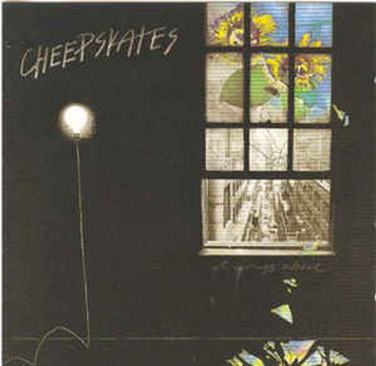 CHEEPSKATES  - It Wings Above  (power pop) CD