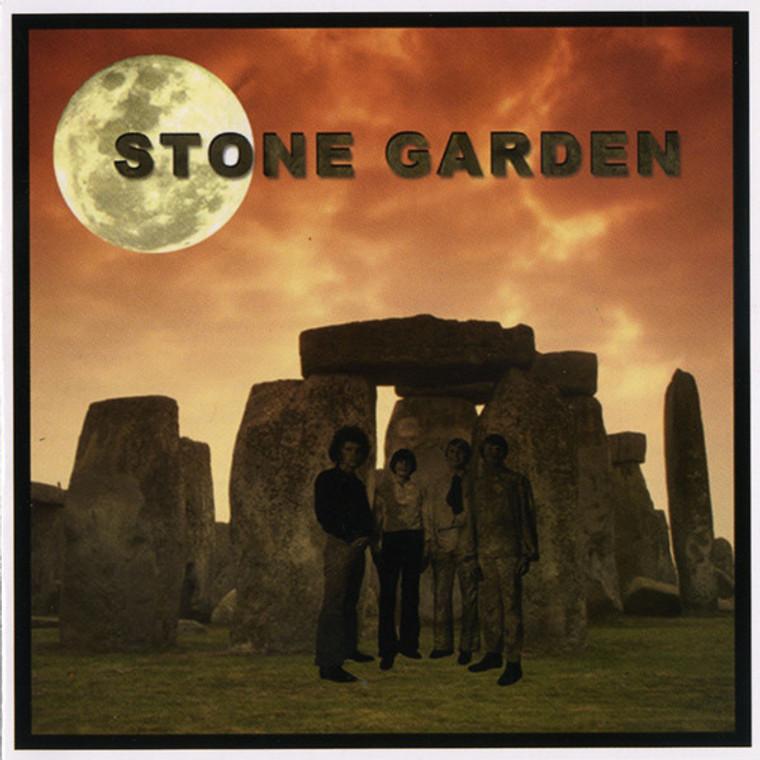 STONE GARDEN -ST (US. 60s HEAVY PSYCH) CD