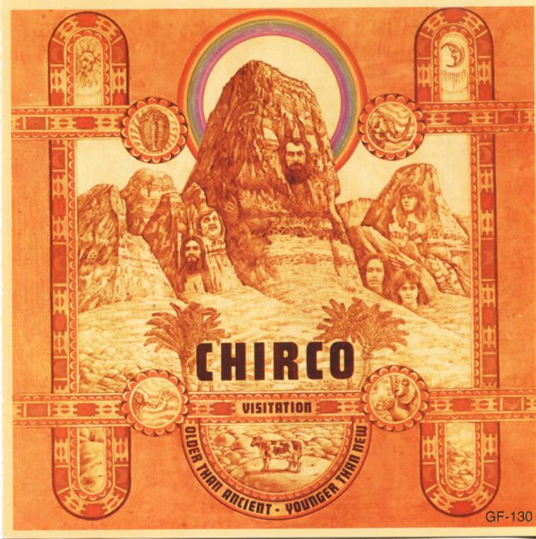 CHIRCO - Visitation (1972 fuzz guitar)CD