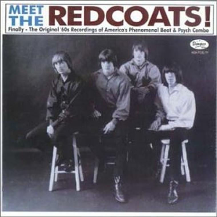 REDCOATS  - Meet The (64-67 POP PSYCH) CD