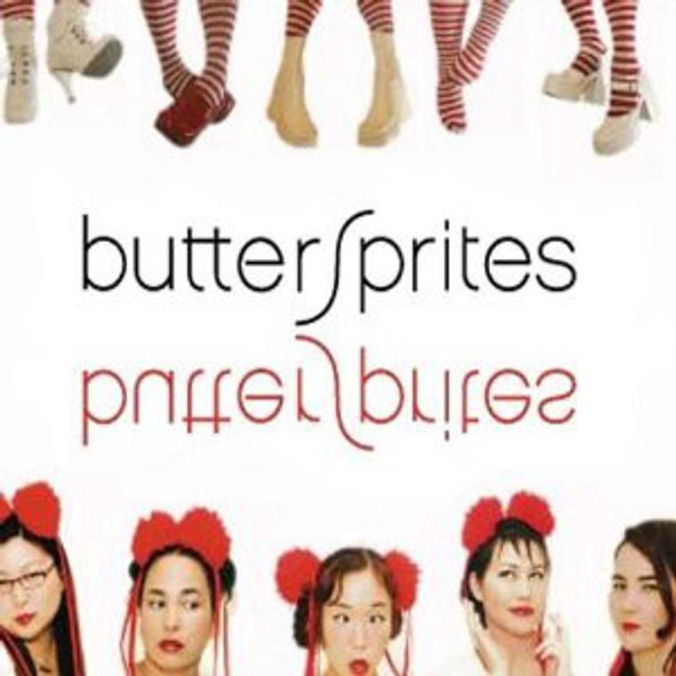 BUTTERSPRITES - ST (JAPANESE GIRL GARAGE)CD