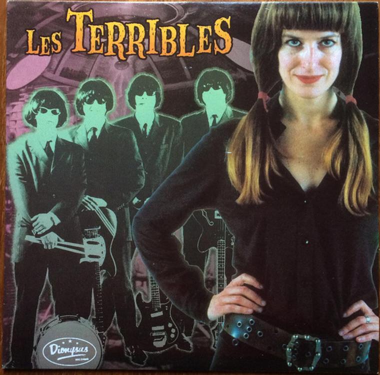 LES TERRIBLES - ST(60s Stones/Yardbirds style) CD