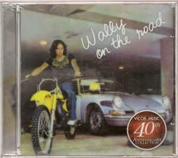 GONZALEZ, WALLY   -Wally on the Road (70s heavy acid blues psych Pink Floyd style) CD