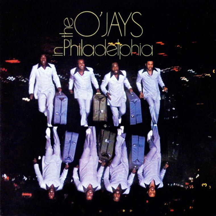 O'JAYS  - In Philadelphia(70s R&B soul)  CD