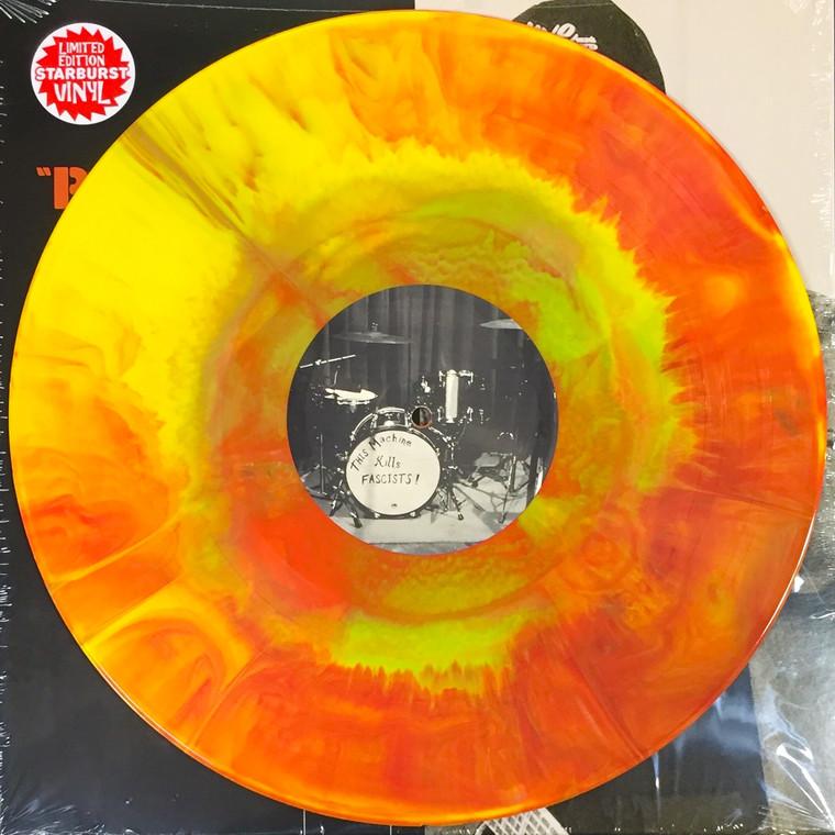 MARK 'PORKCHOP' HOLDER   - Death and the Blues  (Black Diamond Heaviesgreat punk blues slide guitar  ) STARBURST 180 GRAM LP