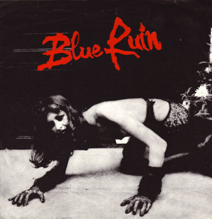 BLUE RUIN- Dont Come Home (NY DOLLS RELATED)  45 RPM