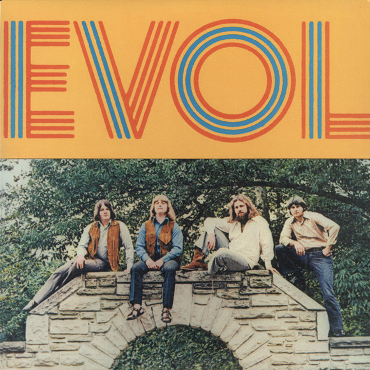 EVOL - ST  digipack (1970 Byrds style)  CD