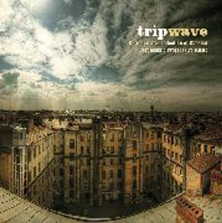 TRIPWAVE Vol 1 (RUSSIAN PSYCH/PROG) COMP CD