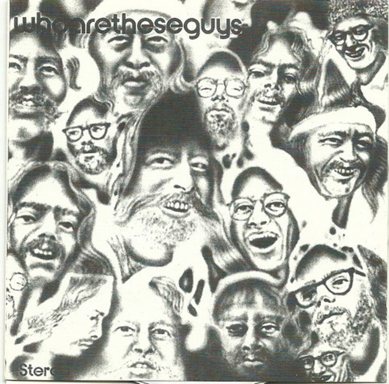 TAYLES   - Whoaretheseguys?  (1971 Wisconsin blues psych) CD