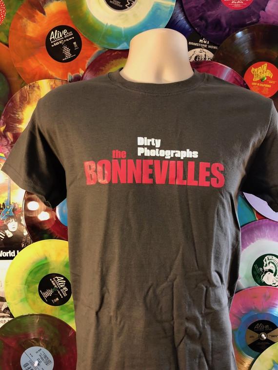 BONNEVILLES - DIRTY PHOTOGRAPHS T SHIRT