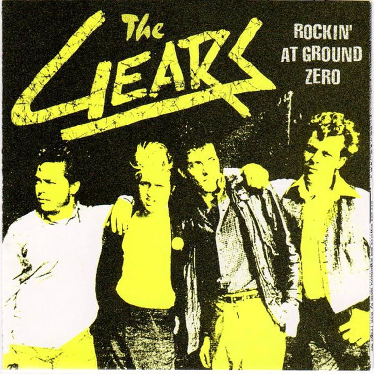 GEARS  - ROCKIN AT GROUND ZERO  w  bonus ultra-rare three-track EP from 1979 !CD