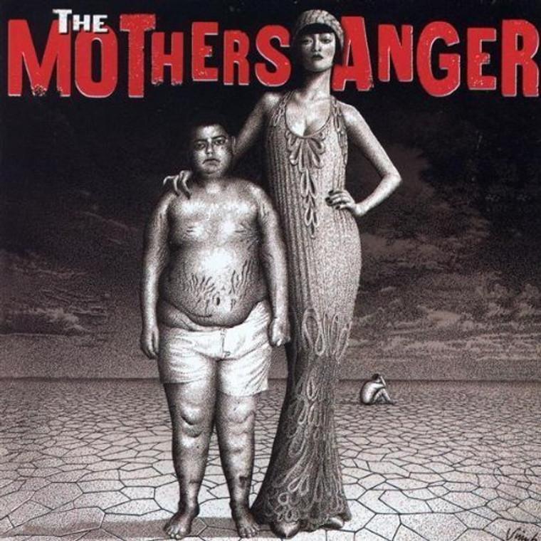 MOTHERS ANGER  -ST (SEATTLE PSYCH) PROD BY MICHAEL DAVIS MC5-  CD