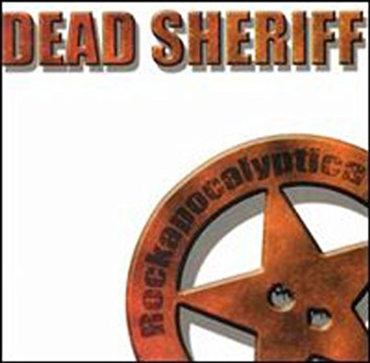 DEAD SHERIFF  - ROCKAPOCALYPTICA  (70s/80s style hard rock) CD