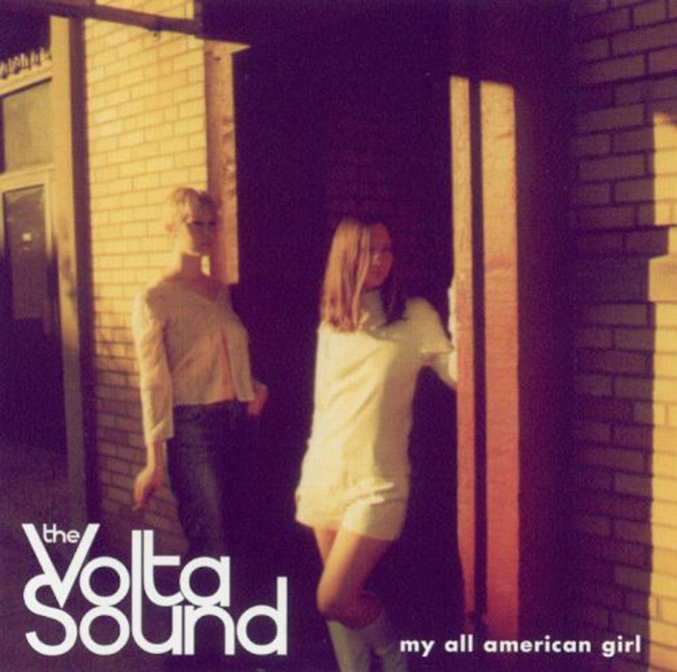 VOLTA SOUND - MY ALL AMERICAN GIRL(BJM, SPACEMEN 3 STYLE)CD