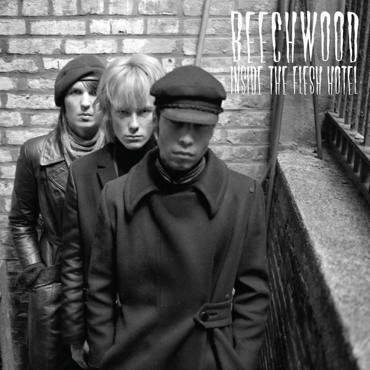 BEECHWOOD - Inside the Flesh Hotel- w LYRIC INSERT- CLASSIC BLACK VINYL   LP