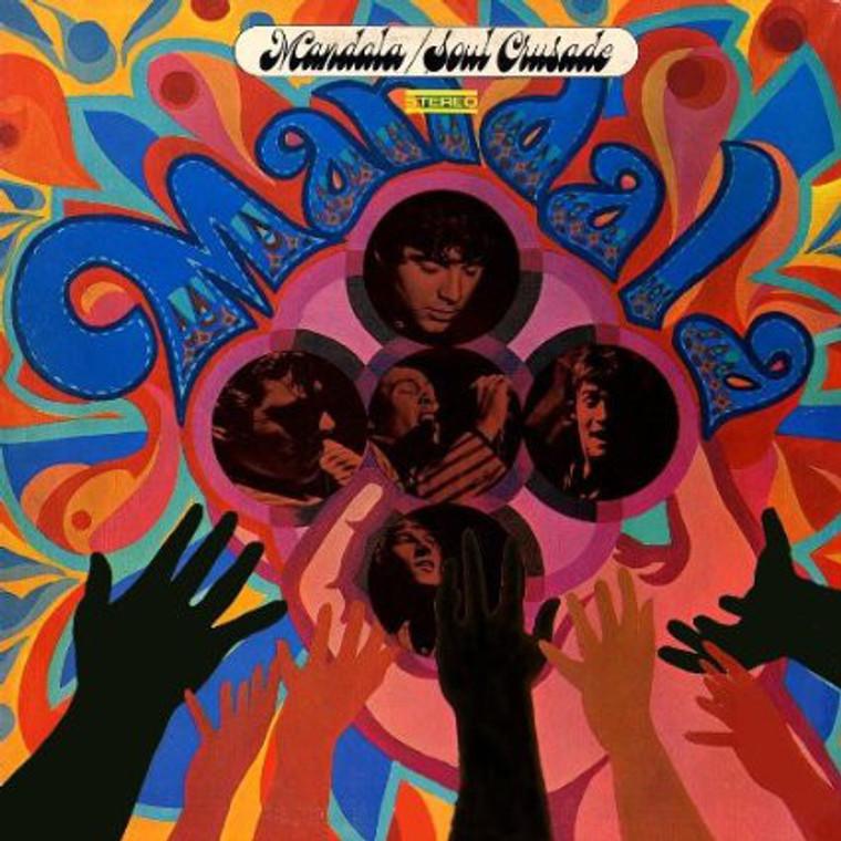 MANDALA - Soul Crusade (1966 heavy soul psych)   CD