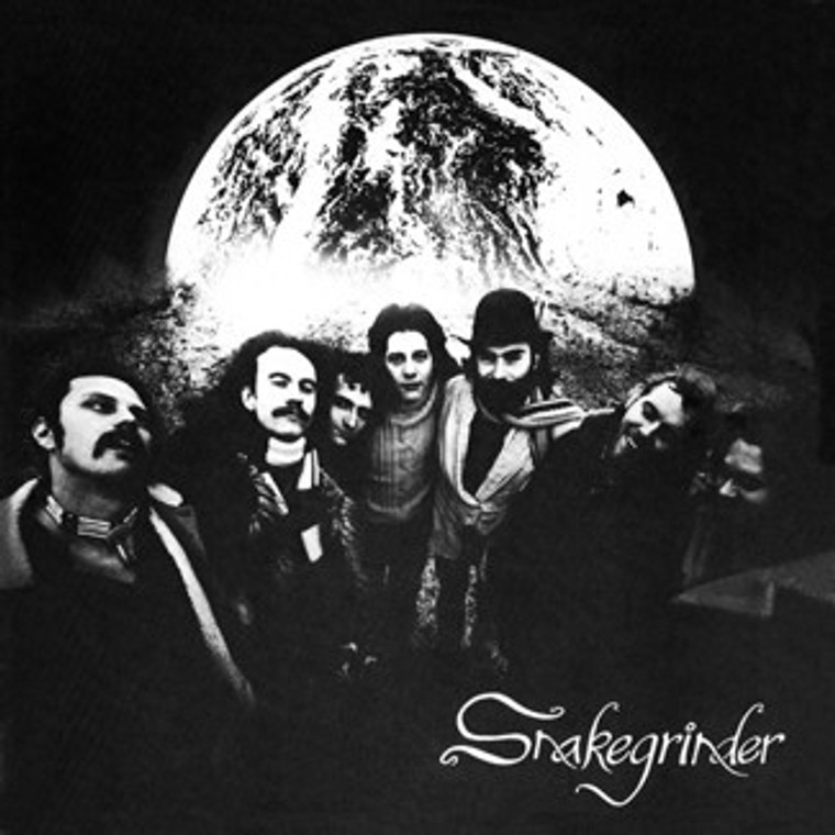 SNAKEGRINDER   - And the Shredded Fieldmice (70s psych Grateful Dead style)  CD