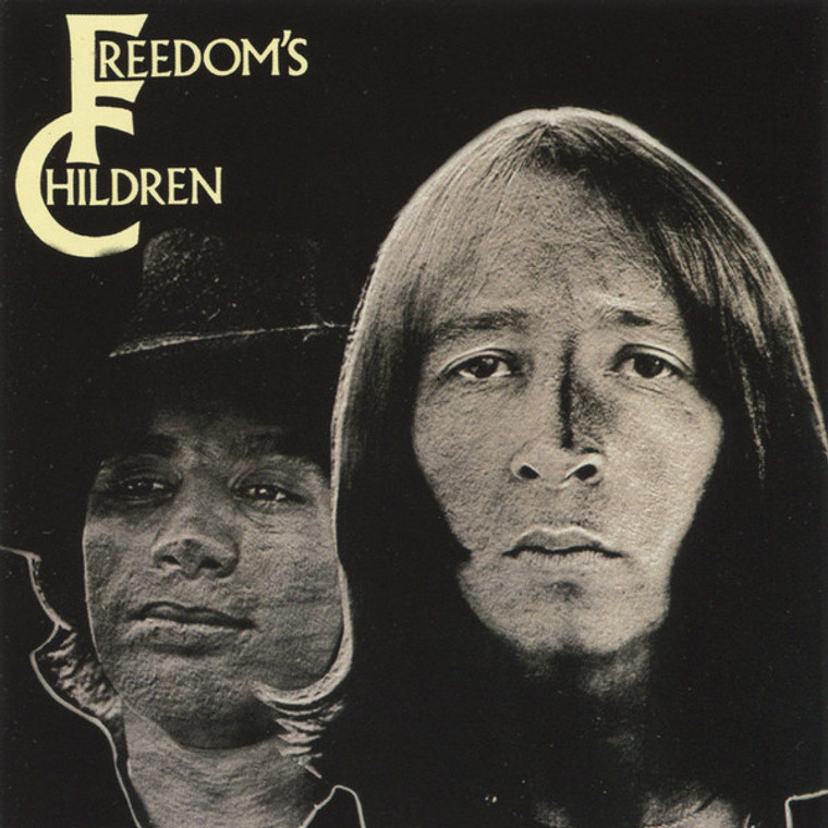 FREEDOM'S CHILDREN - Galactic Vibes (1971 S AFRICAN PROG PSYCH ) CD
