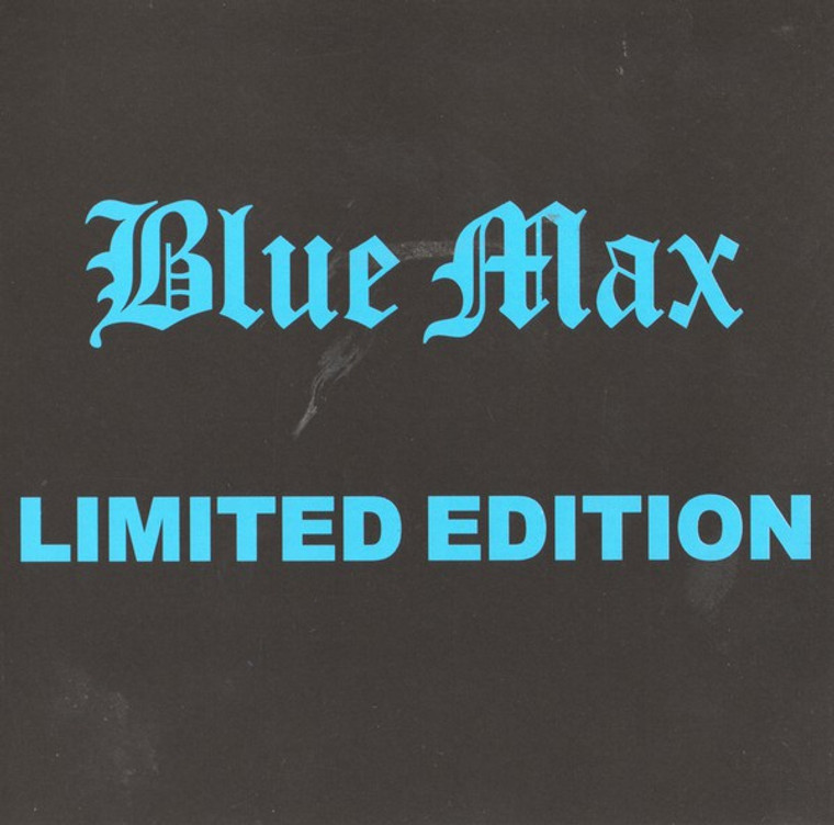 BLUE MAX - LIMITED EDITION  (Led Zep Jethro Tull style 1975 Canadian fuzz  rarity)   CD