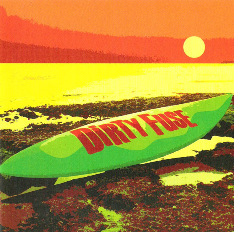 DIRTY FUSE  - ST (frenzied world of Surf, Rock 'n' Roll and Garage)  CD