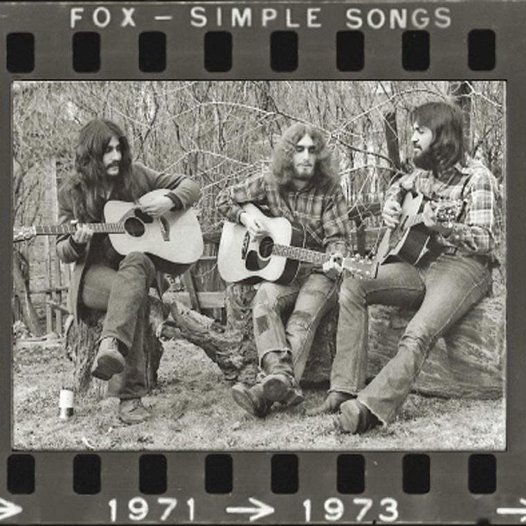 FOX  - Simple Songs (West coast pop 1972) CD