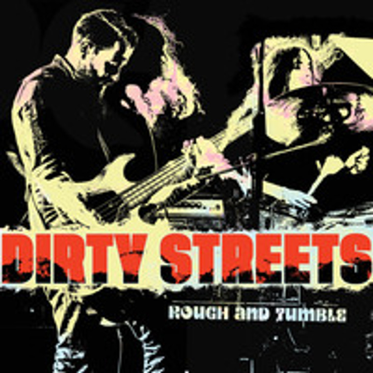 DIRTY STREETS - BUNDLE with all 3 of their ALIVE CDS!