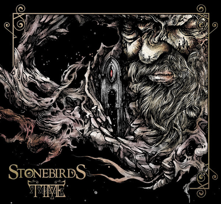 STONEBIRDS   -Time(French heavy rock) SALE! CD