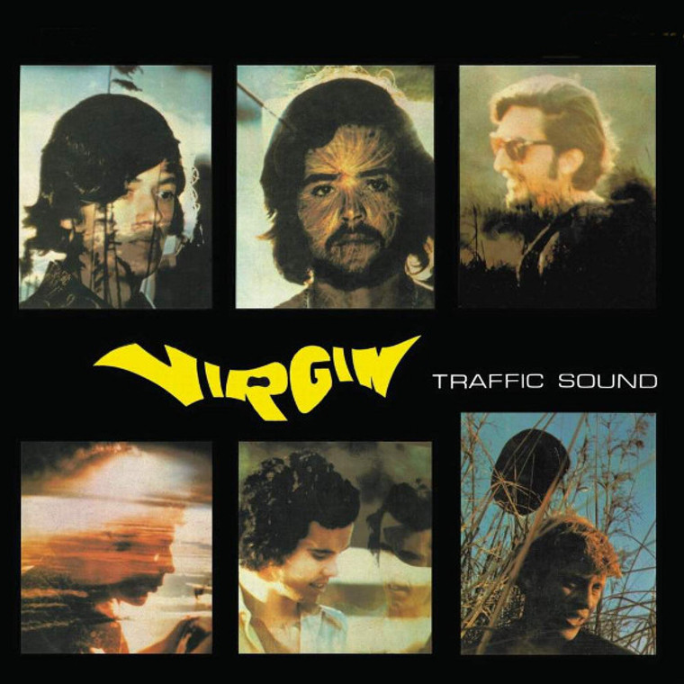 TRAFFIC SOUND  - Virgin (1969 Peruvian hard rock/ psych ) CD