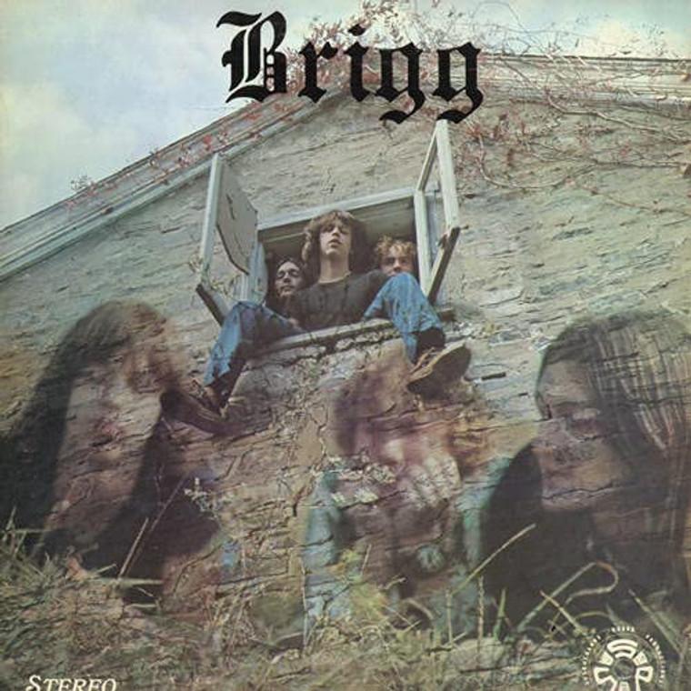 BRIGG -ST  (1973 folk tinged psych )CD