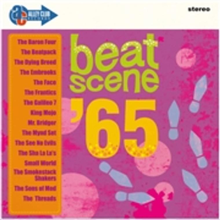 BEAT SCENE '65  - VA  Sound of Now   COMP CD