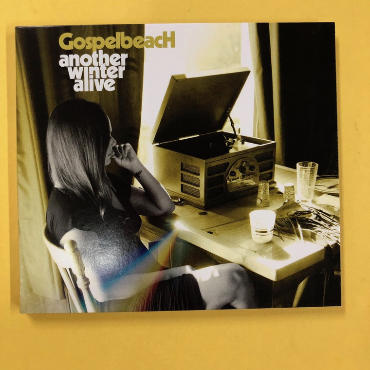 GOSPELBEACH  - ANOTHER WINTER ALIVE (70s classic rock style) CD