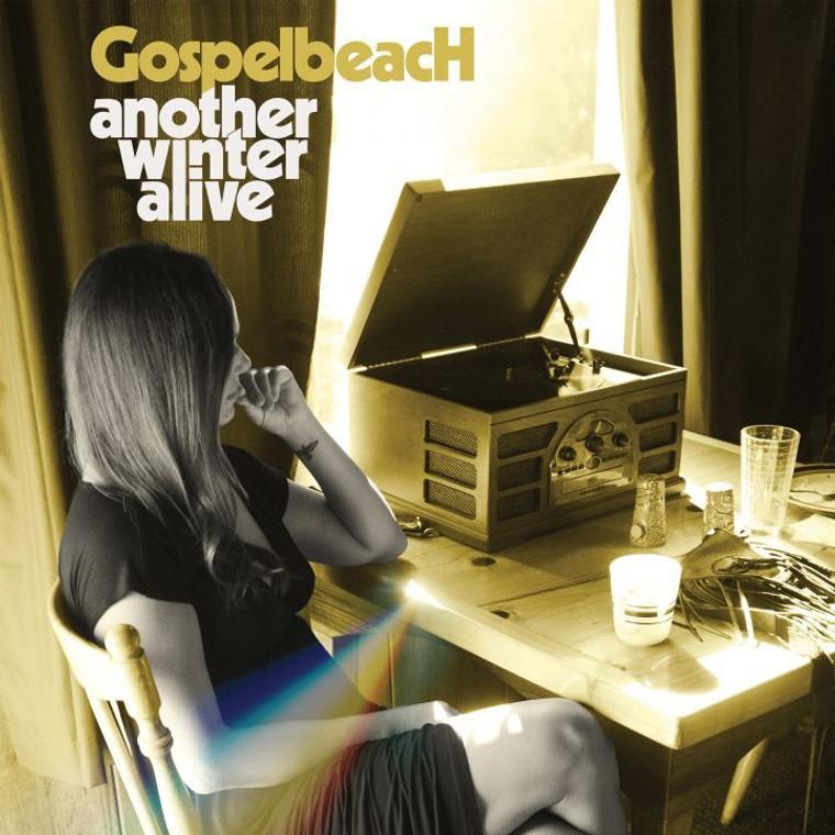 GOSPELBEACH  - ANOTHER WINTER ALIVE -BLACK VINYL