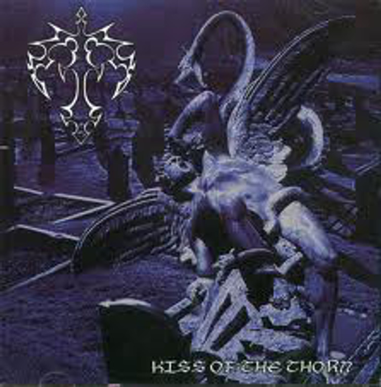 A TORTURED SOUL  - KISS OF THE THORN ( Old school Heavy Metal style!)CD