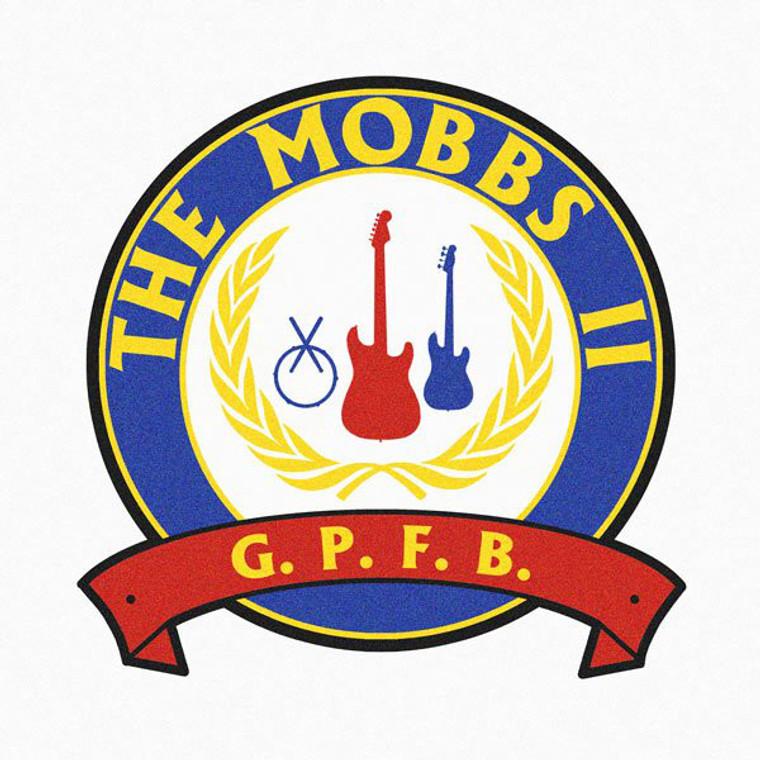 MOBBS   -GARAGE PUNK FOR BOYS (British garage punk) CD