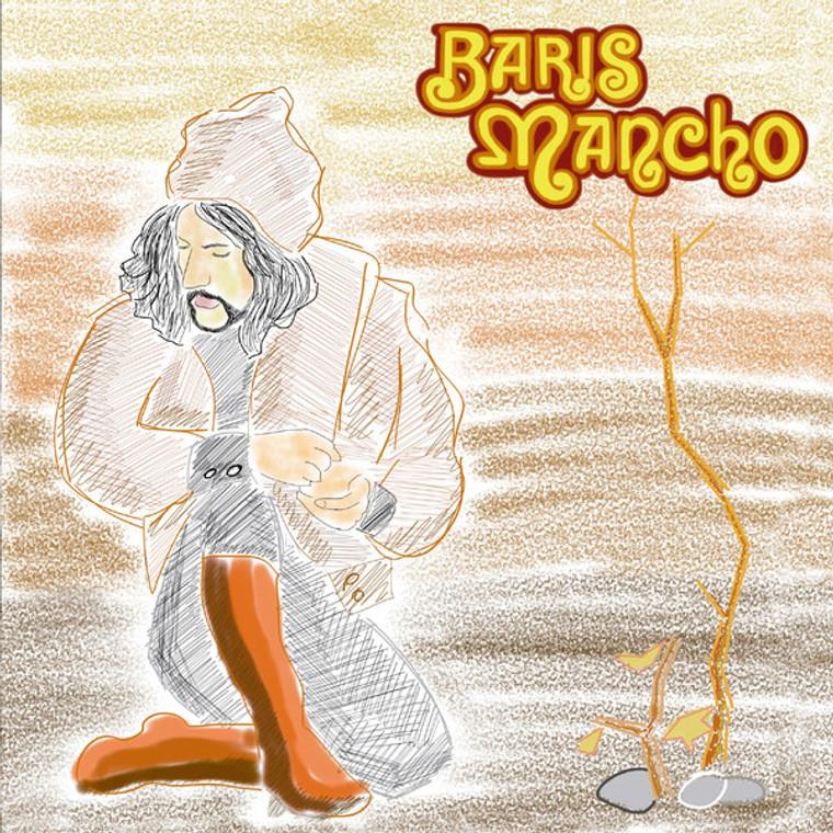 MANCO, BARIS -Nick The Chopper (King of Turkish psych/Anatolian rock) LP