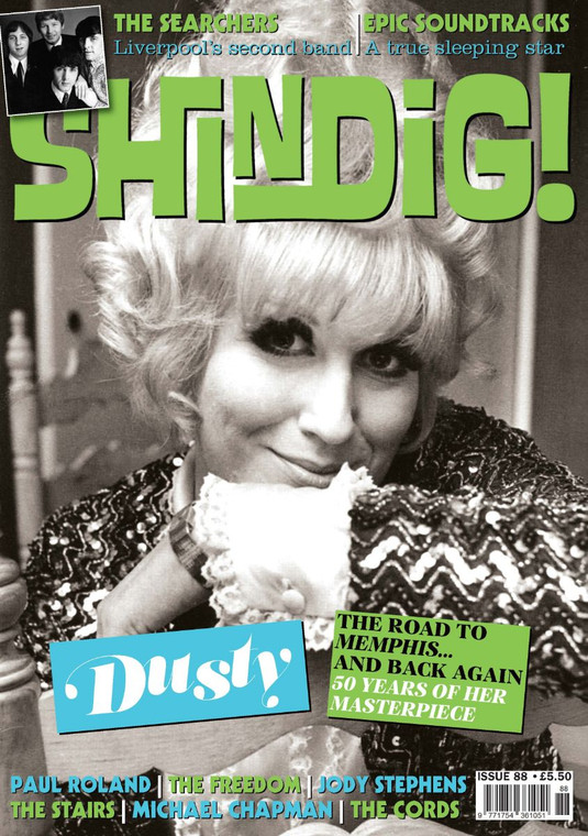 SHINDIG!  -#88  ONE ONLY!DUSTY SPRINGFIELD - BOOKS & MAGS