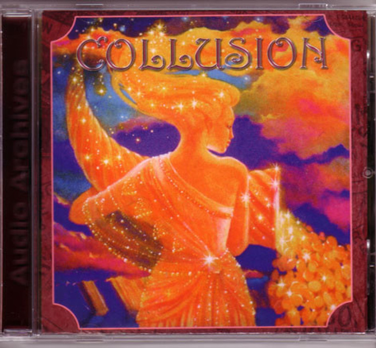 COLLUSION   - ST (Obscure Prog rock 1971) CD